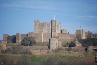 dover castle in kent united kingdom top heritage attraction