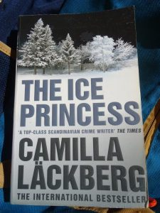 ice princess paperback book