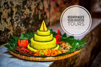 culinary cuisine image from vegvoyages vegan adventure tours