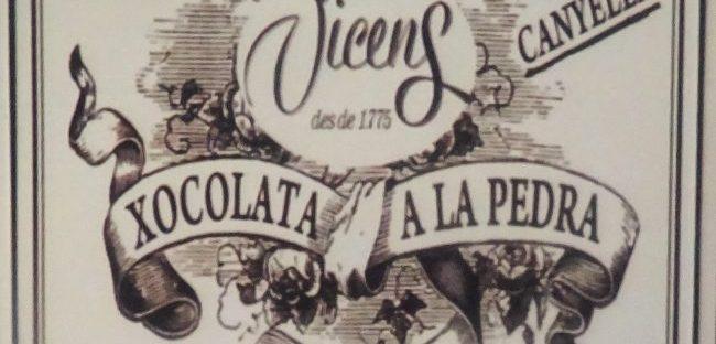 vicens traditional chocolatiers agramunt lleida catalunya spain