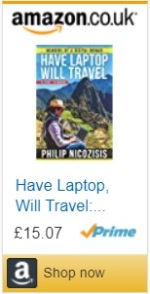have laptop will travel bestselling memoir from digital nomad philip nicozisis