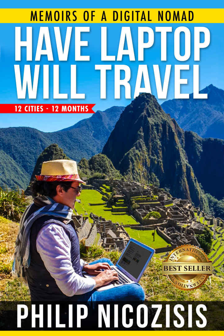 have laptop will travel memoir by philip nicozisis