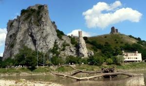 danube river cruise sights in slovakia