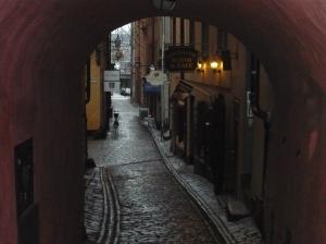 stockholms old town sweden