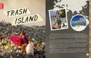 trash island in the maldives features in alisons adventures book
