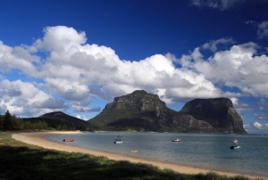 lord howe island in new south wales australia