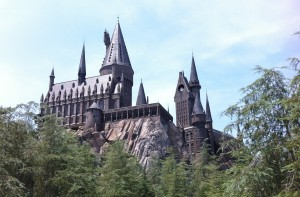 harry potter castle orlando
