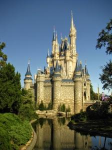 disney castle in orlando florida