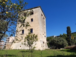 torre vella defence tower in salou