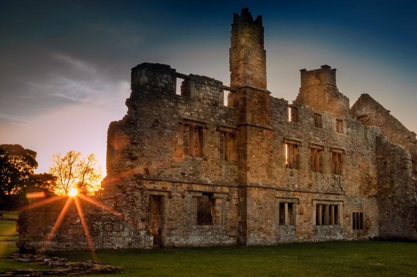 egglestone abbey in county durham